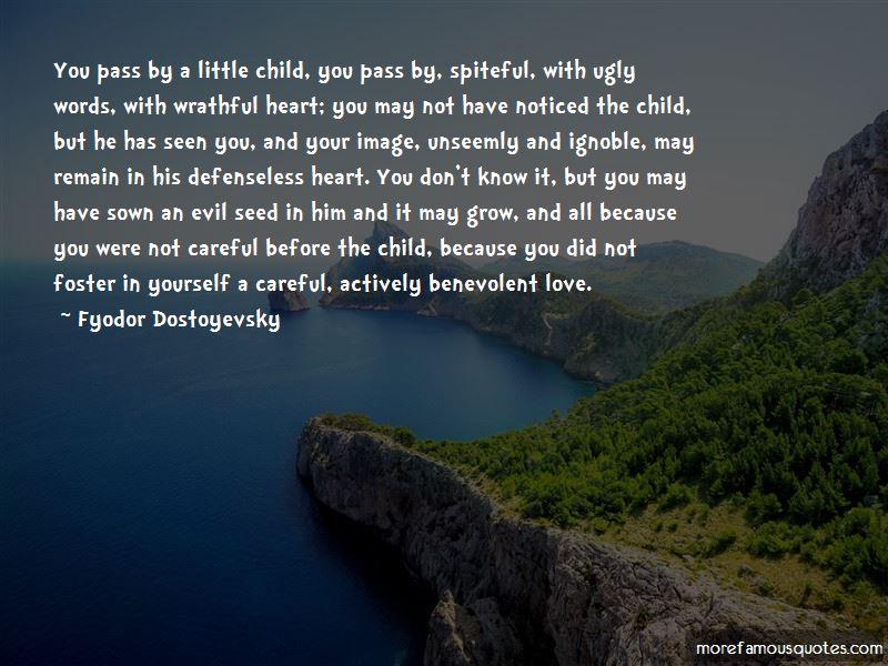 Benevolent Heart Quotes Pictures 4