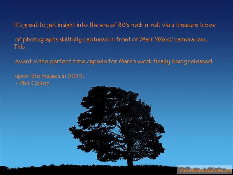 Camera Captured Quotes