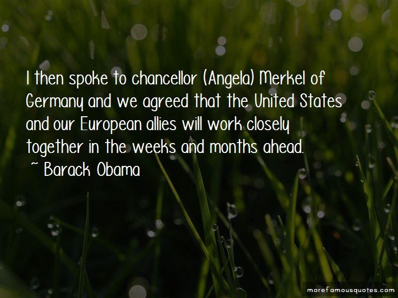Chancellor Angela Merkel Quotes Pictures 2
