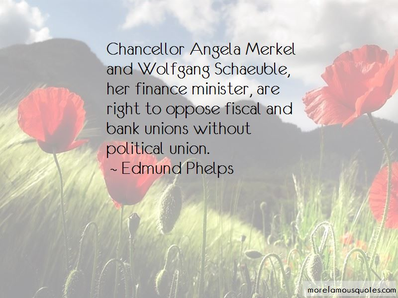 Chancellor Angela Merkel Quotes