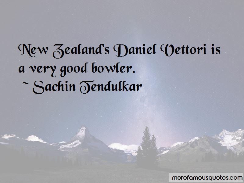 Daniel Vettori Quotes