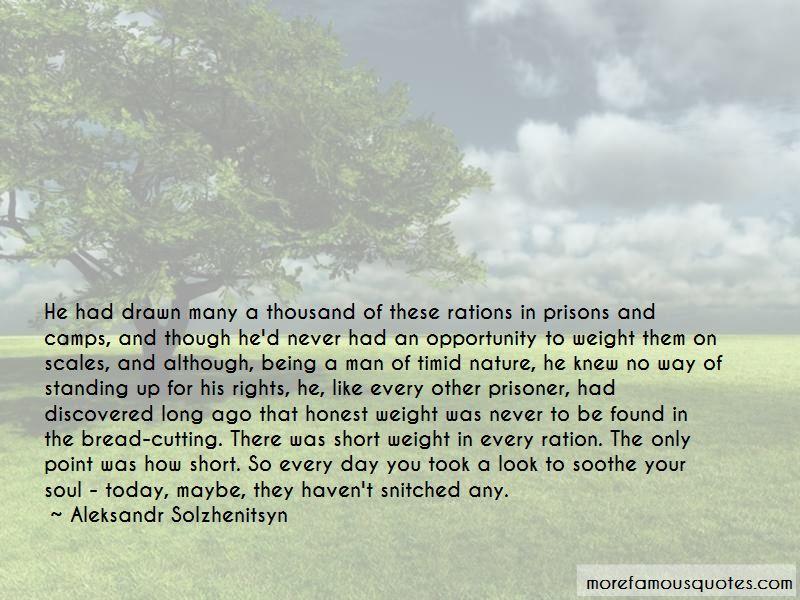 Ex Prisoner Quotes