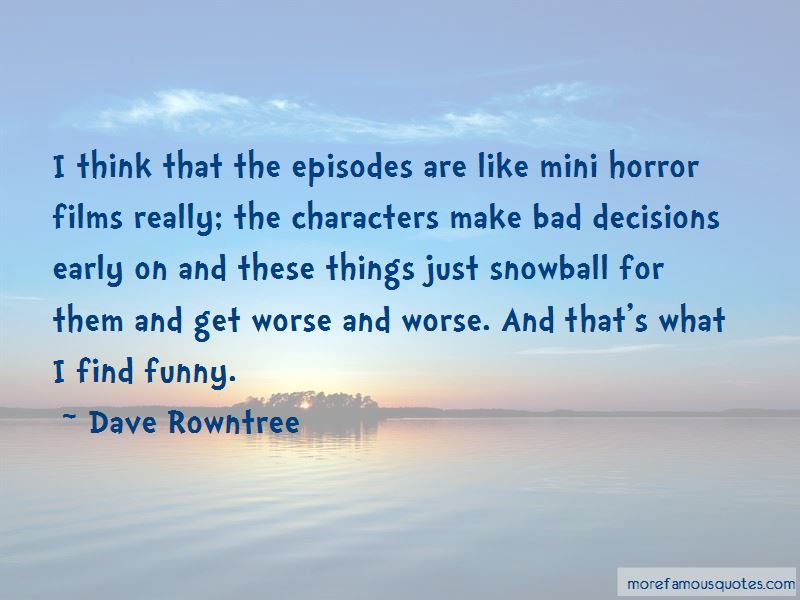 Funny Mini Quotes
