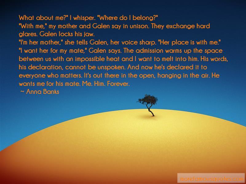Galen Sharp Quotes