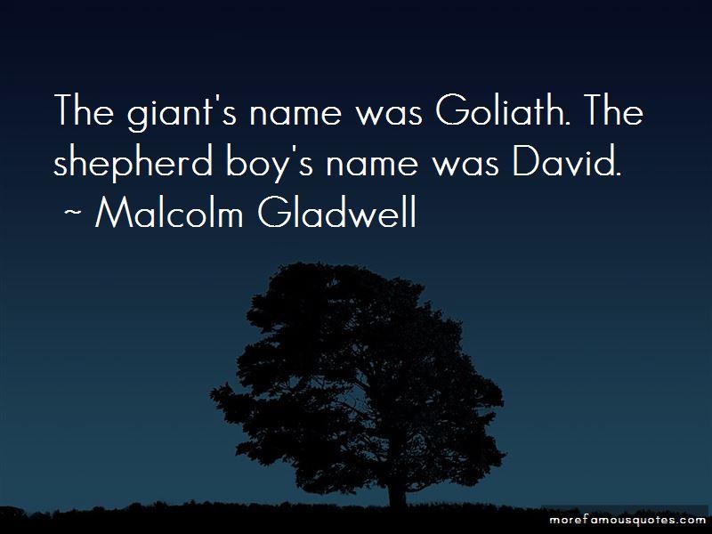 Goliath Ii Quotes