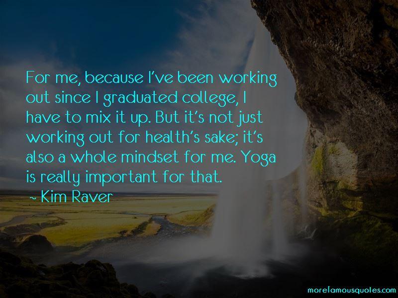Graduated College Quotes