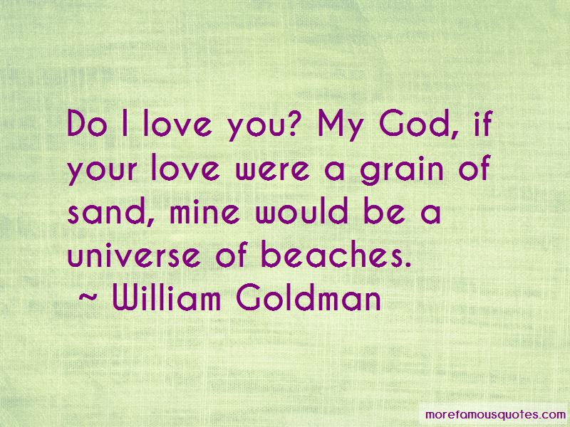 Grain Of Sand Love Quotes