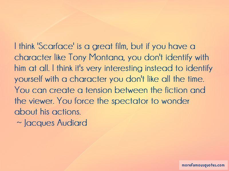 Great Tony Montana Quotes