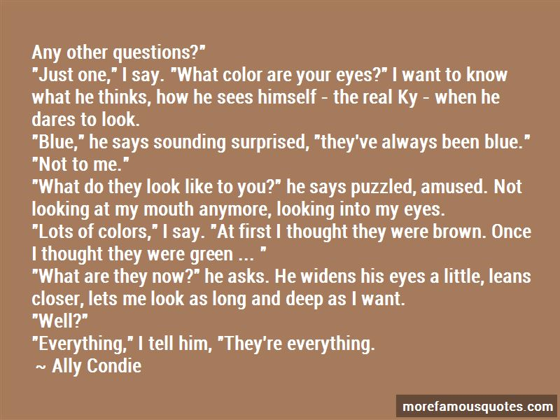 Green Blue Eyes Quotes Pictures 4
