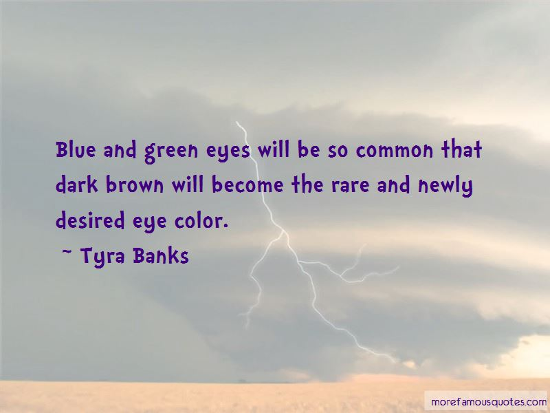 Green Blue Eyes Quotes
