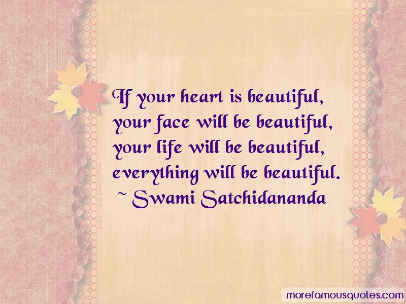 Heart Is Beautiful Quotes