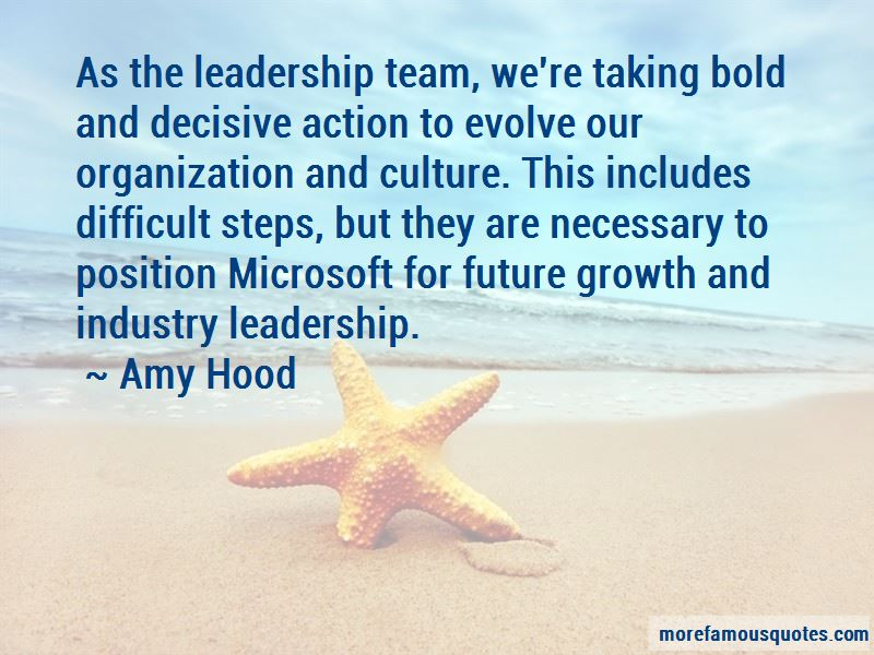 Industry Leadership Quotes