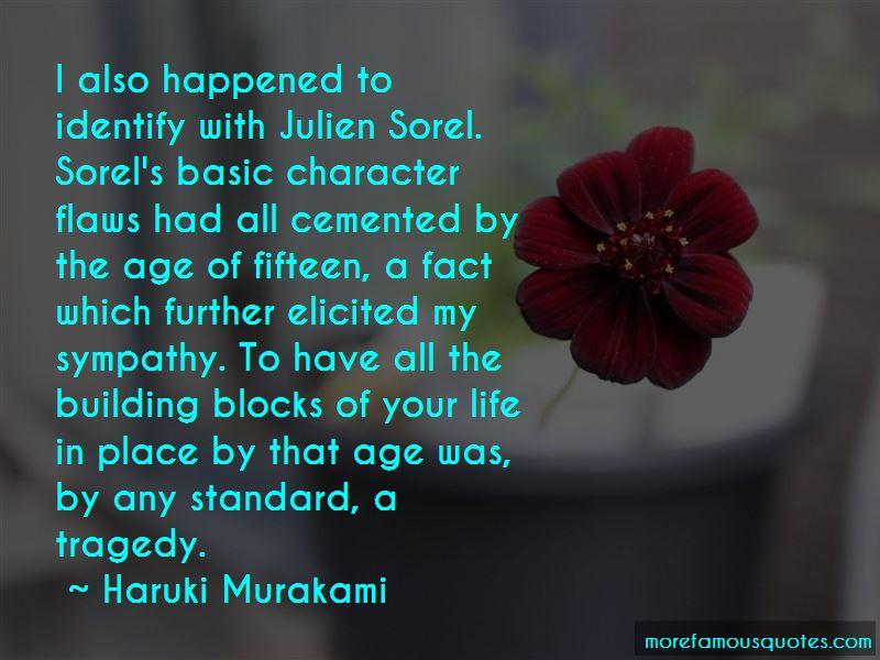 Julien Sorel Quotes