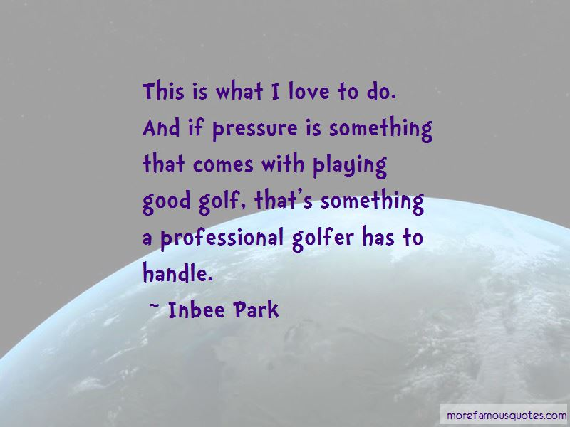 Love Golfer Quotes Pictures 2