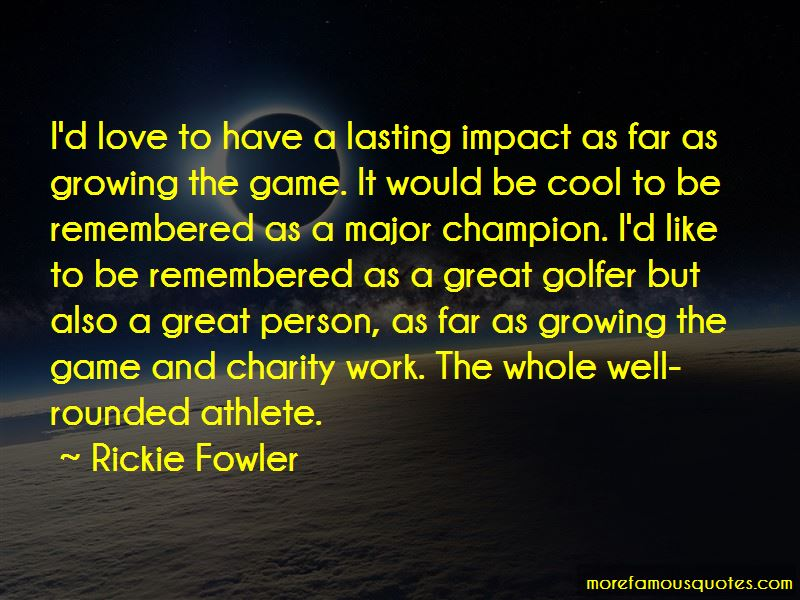 Love Golfer Quotes