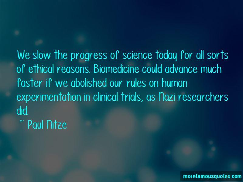 Nazi Human Experimentation Quotes
