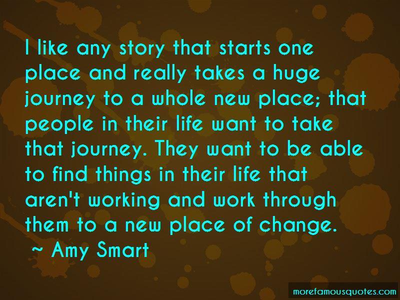 New Work Journey Quotes