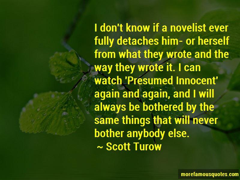 Presumed Innocent Quotes Pictures 2  Watch Presumed Innocent