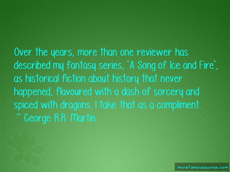 Quotes About A Song Of Ice And Fire