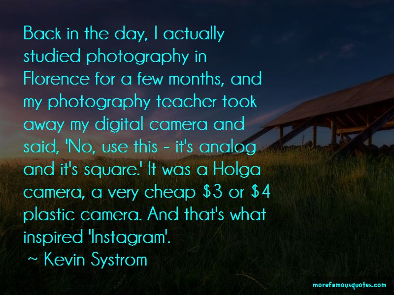 Analog Photography Quotes Pictures 2
