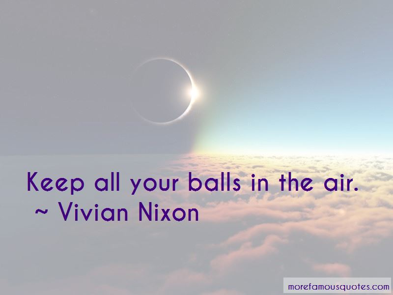 Balls In The Air Quotes Pictures 2