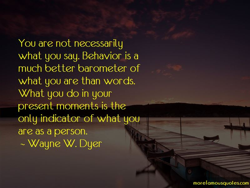 Quotes About Barometer
