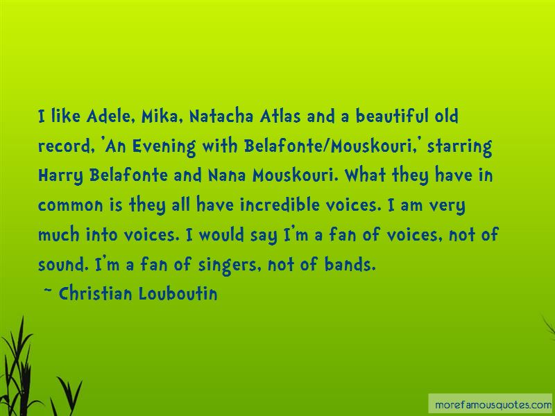 Beautiful Singers Quotes Pictures 4