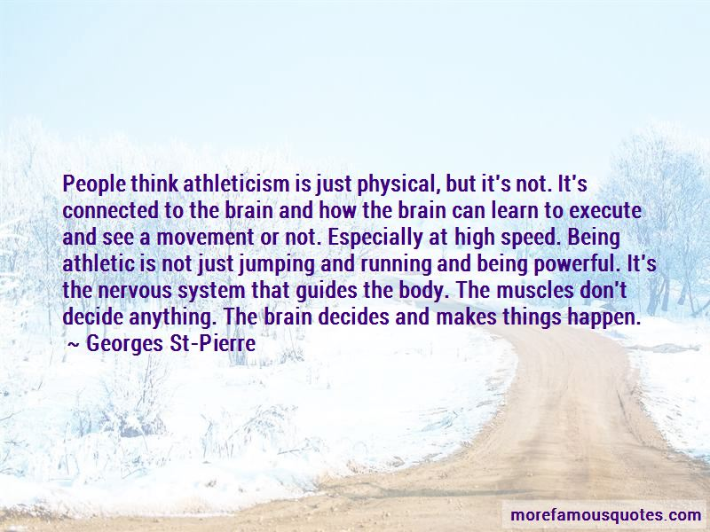Quotes About Being Athletic