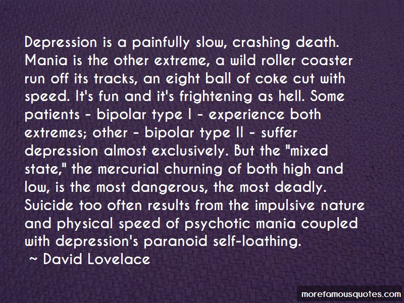 Quotes About Bipolar Mania Top 60 Bipolar Mania Quotes From Famous Impressive Bipolar Quotes