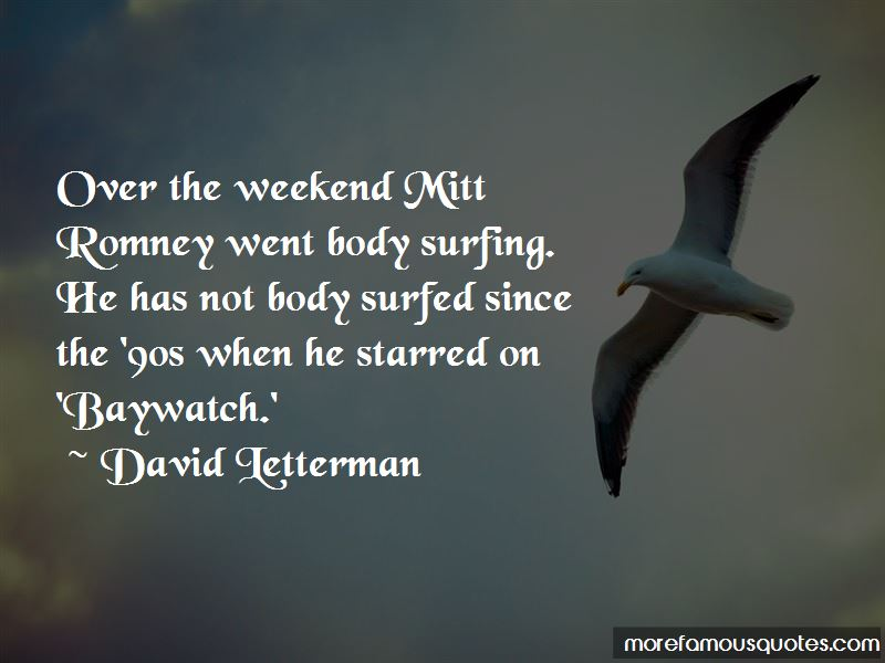 Body Surfing Quotes Pictures 2
