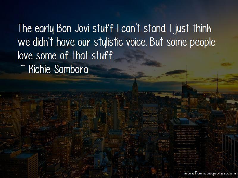 Quotes About Bon Jovi