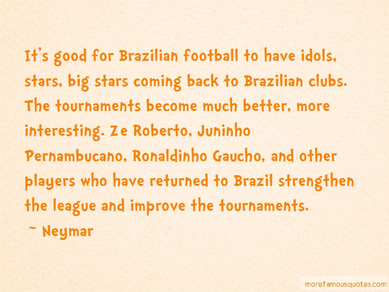Brazil Football Quotes Pictures 2