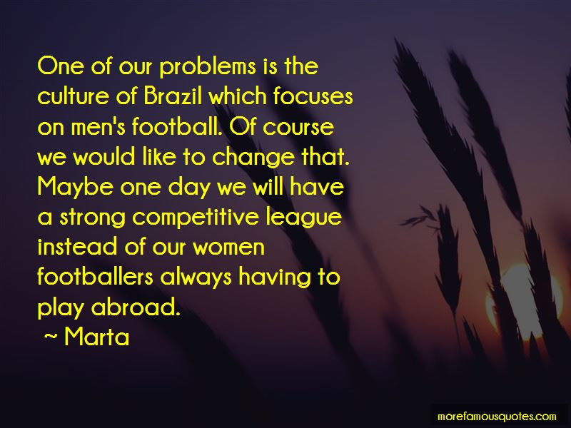 Quotes About Brazil Football