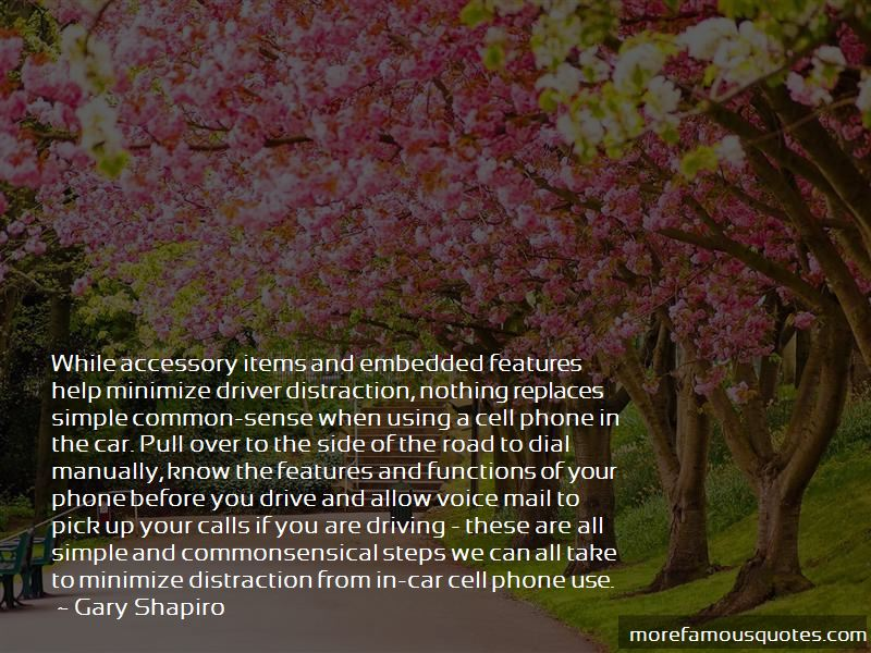 Quotes About Cell Phone Use While Driving