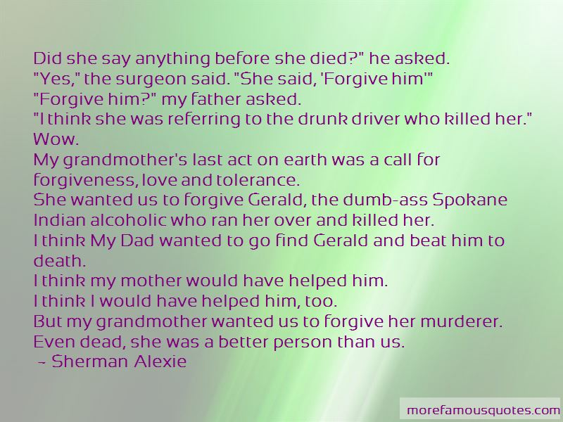 Quotes About Death Of A Grandmother: top 23 Death Of A ...