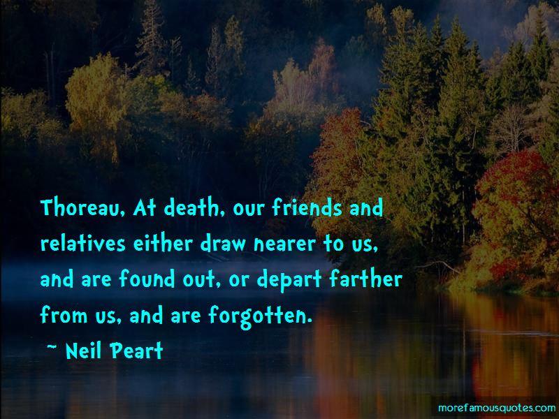 Quotes About Death Thoreau