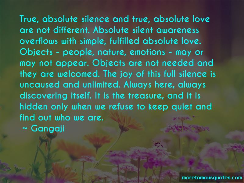 Quotes About Discovering Nature