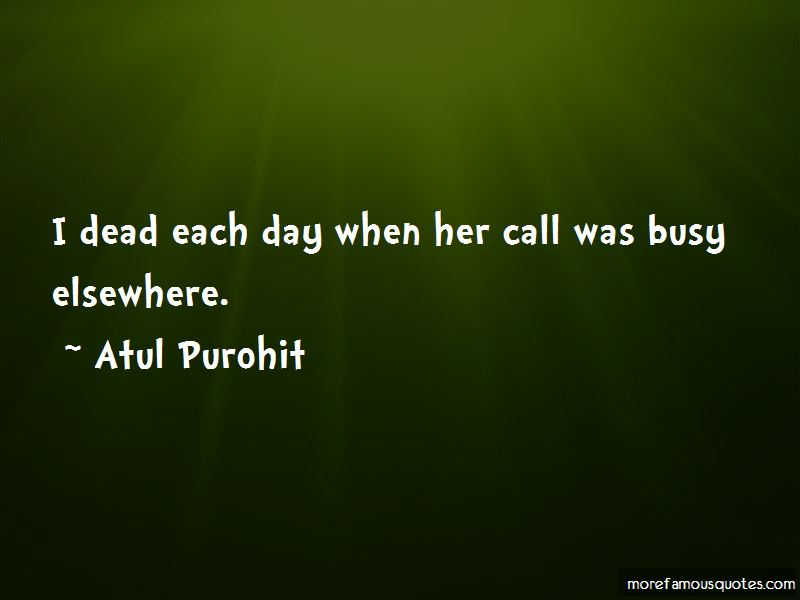 Quotes About Each Day