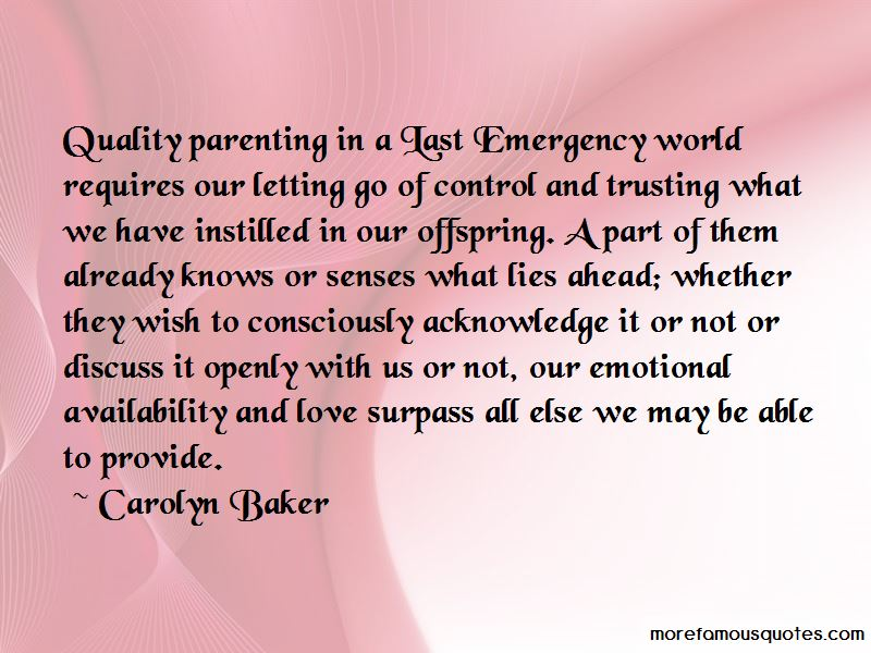 Quotes About Emotional Availability