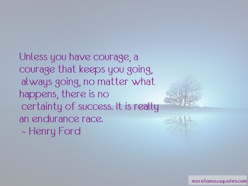 Quotes About Endurance