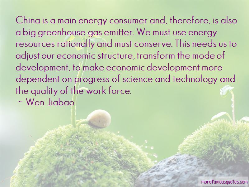 Quotes About Energy Science