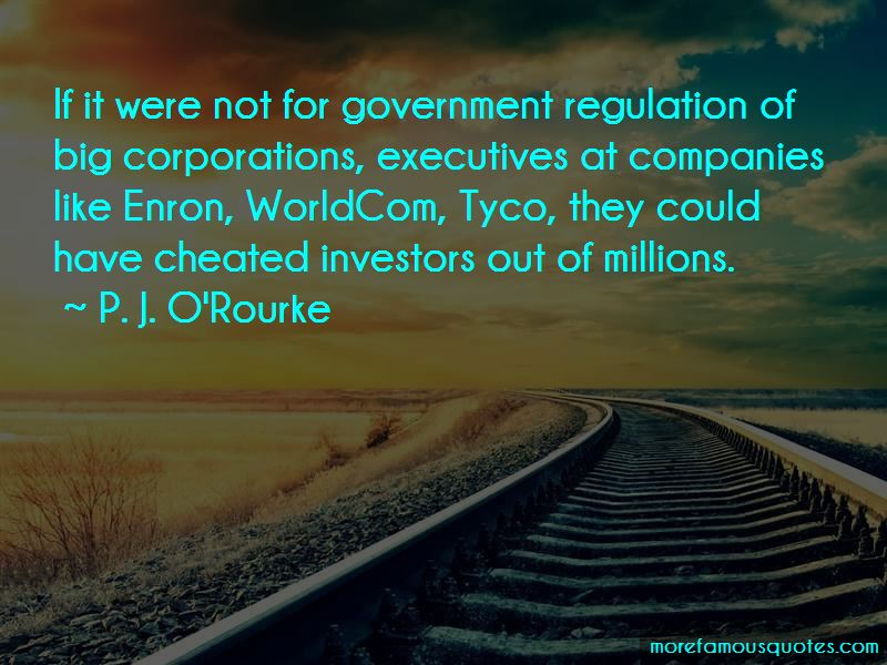 Quotes About Enron