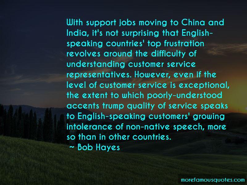 english customer care