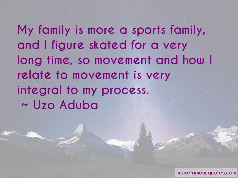 Quotes About Family And Sports