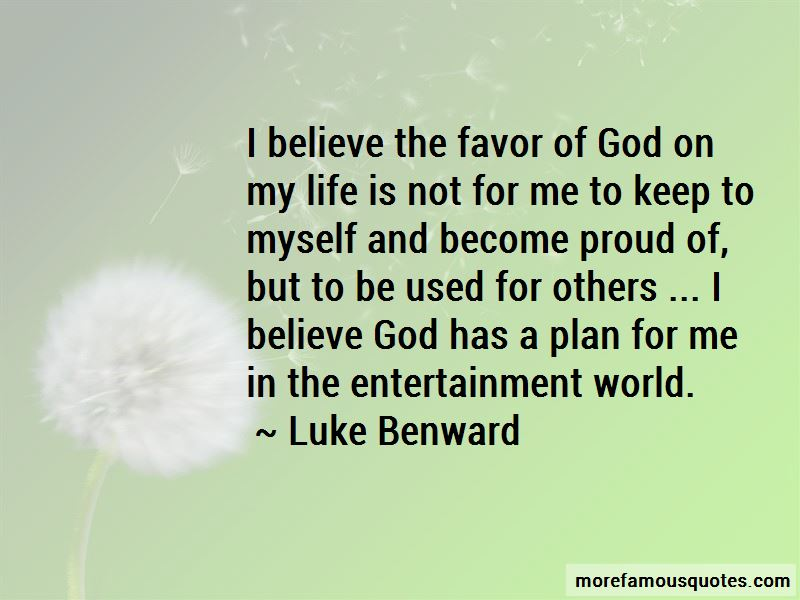 Quotes About God Has A Plan: top 52 God Has A Plan quotes ...