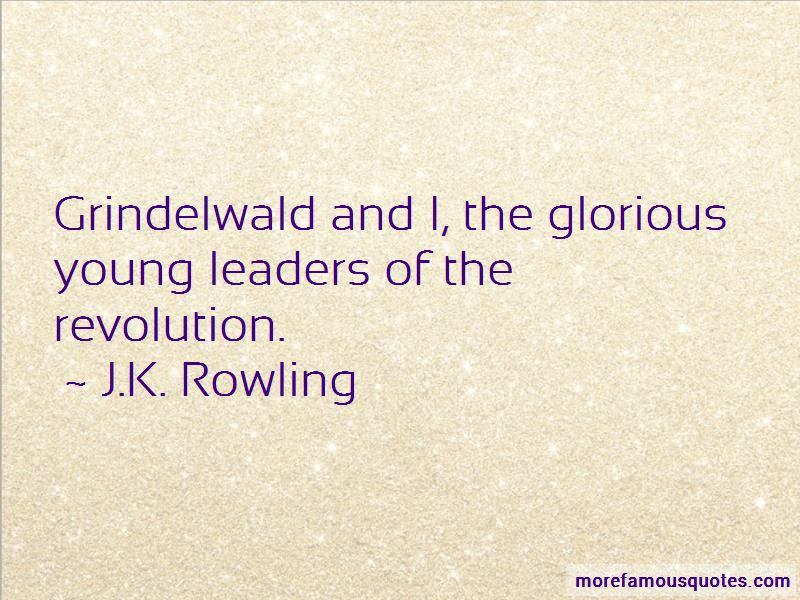 Grindelwald Quotes Pictures 2