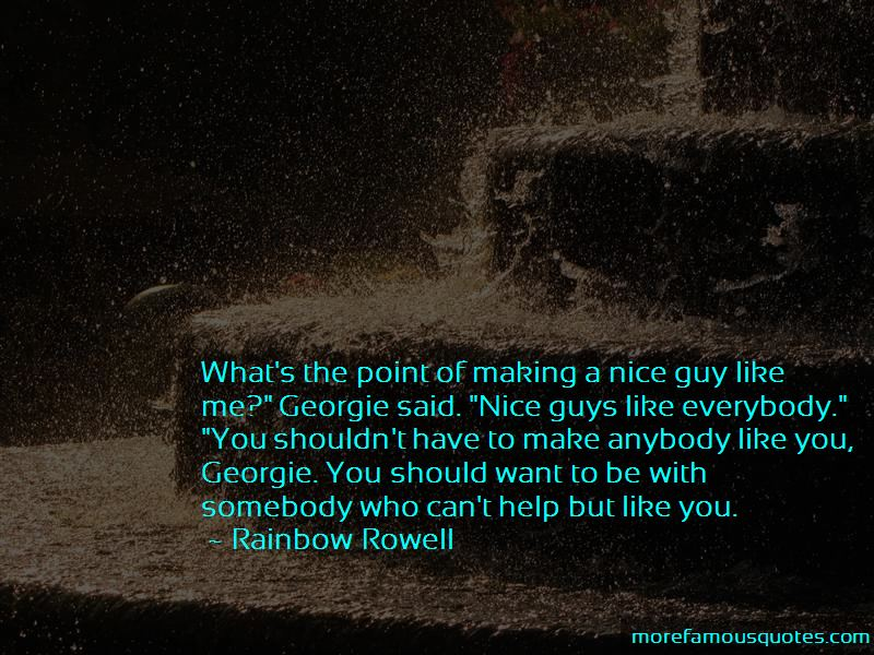 Guys U Like Quotes Pictures 2