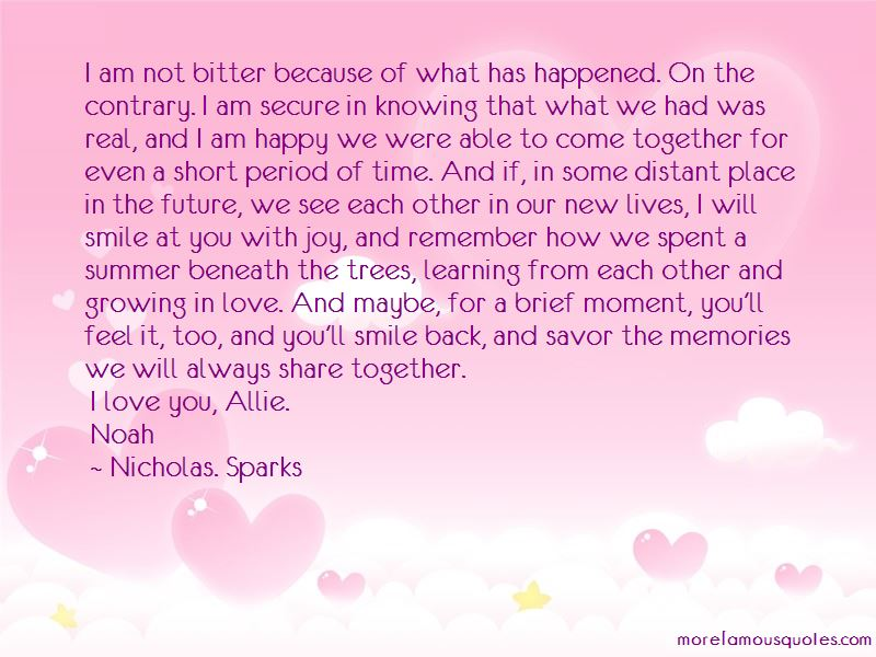 Happy Memories Together Quotes Pictures 2