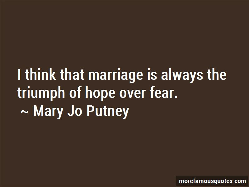 Quotes About Hope Over Fear