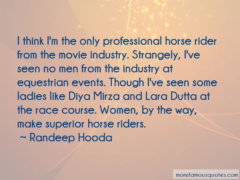 Quotes About Horse Riders